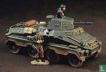 SDKFZ 2318wheel Armoured Car Set