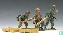 88mm Gun Crew Set B