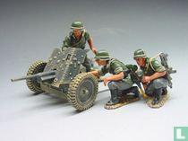 37mm Anti Tank Gun Set