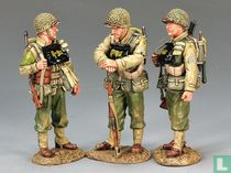 US Army Rangers, D Day Minus One