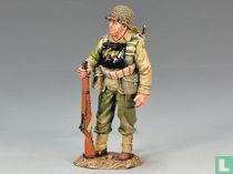 US Army Rangers, Standing Rifleman