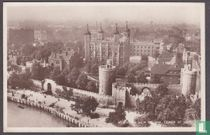 Panorama of the Tower of London