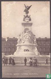 London, Queen Victoria Memorial