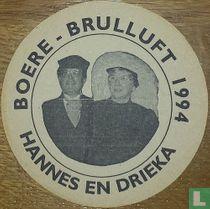Boere-Brulluft 1994