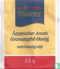 Ägyptischer Amun Granatapfel-Honig
