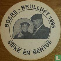 Boere-Brulluft 1995