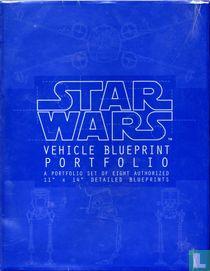 star wars - vehicle bleuprint portfolio