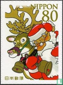 Greeting Stamps: Winter