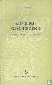 Romeinse Geschiedenis
