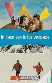Buone Vacanze - In Linea Con Le Tue Vacanze