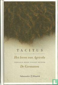 Het leven van Agricola - De Germanen