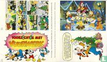 Donald Duck 4 kerstkaarten