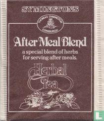 After meal Blend