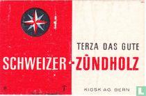 Schweizer-Zündholz - Kiosk