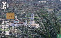 The island of Kasos