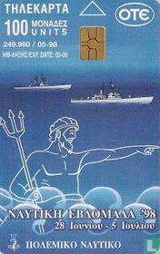 Nautical week 1998 1