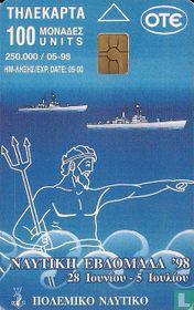 Nautical week 1998 2