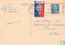 Postcard - Marianne van Gandon