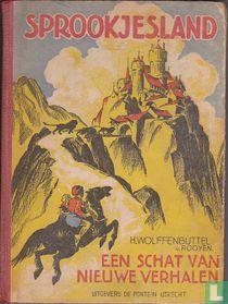 Sprookjesland - Een schat van nieuwe verhalen