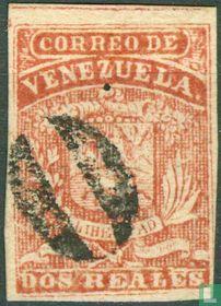 coat of arms overprint postal strike