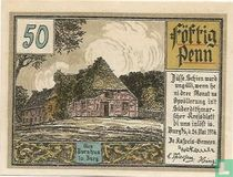 Kaspel Burg 50 Pfennig