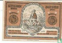 Gifhorn 5 Pfennig 1921