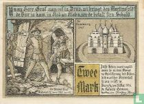 Kaspel Burg 2 Mark