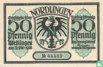 Nordlingen 50 Pfennig