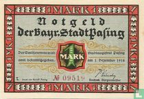 Pasing 1 Mark 1918