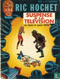 Suspense à la télévision