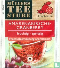 Amarenakirsche-Cranberry