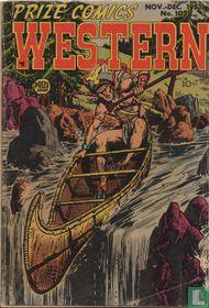 Prize Comics Western 102