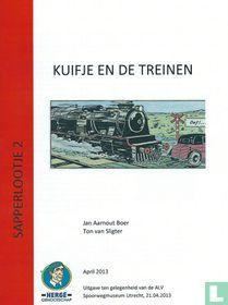 Kuifje en de treinen