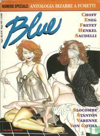 Blue Bizarre 1