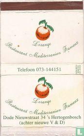 L'Orange - Restaurant Mediterranien Fameux