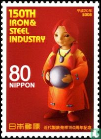 150 years of iron and steel industry