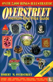 Overstreet Premium Ring Price Guide