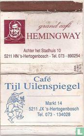 Grand Café Hemingway/ Café Tijl Uilenspiegel