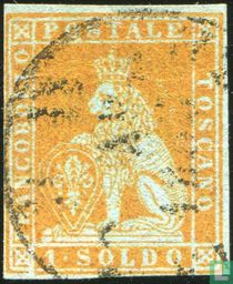 Toscane - leeuw