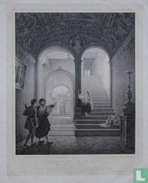 Maison de Michel-Ange Buonarotti, située au pied du Capitole.