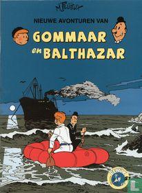 Nieuwe avonturen van Gommaar en Balthazar