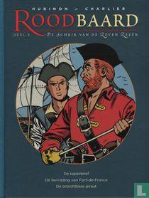 De kaperbrief + De bevrijding van Fort-de-France + De onzichtbare piraat kopen