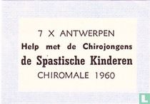 Spastische kinderen - Chiromale 1960