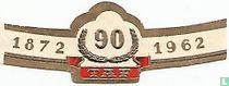 90 Taf - 1872 - 1962