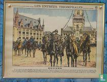 Les entrées triomphales Bruges