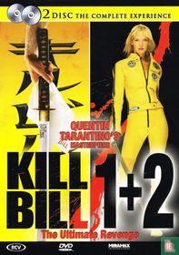 Kill Bill 1 + 2