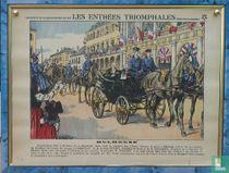 Les entrées triomphales Mulhouse