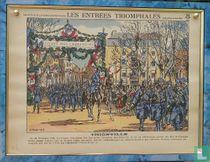 Les entrées triomphales Thionville
