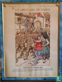 L'Amérique et l'Alsace Lorraine