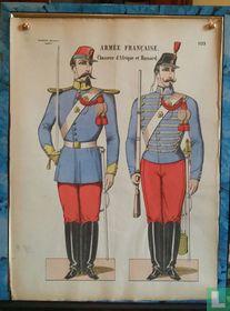 Chasseur d'Afrique et Hussard